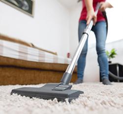 professional carpet clean